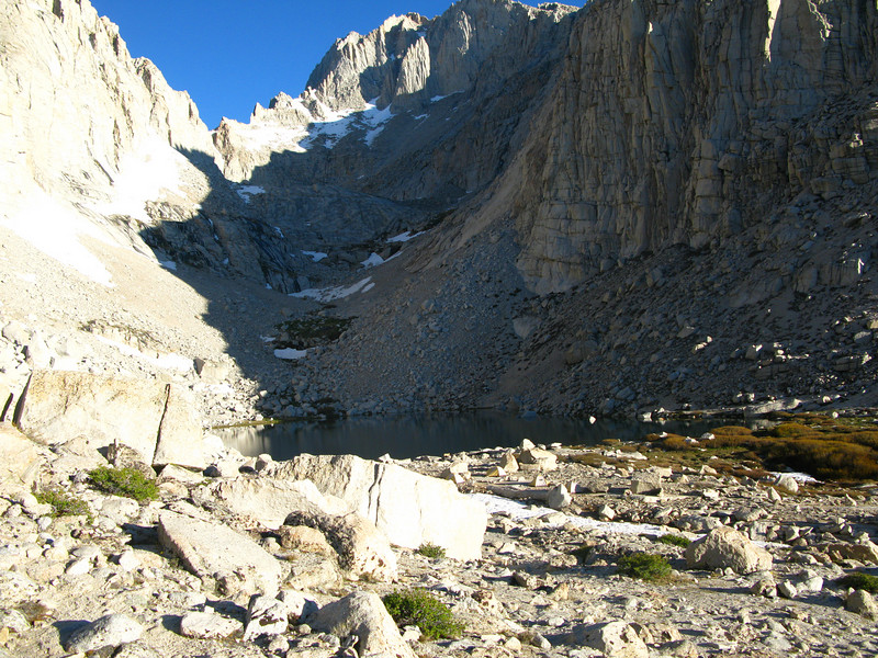 Upper Boy Scout Lake