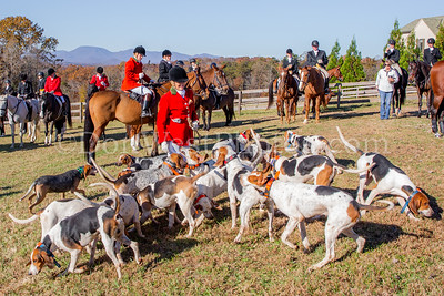 Tryon Hounds 2018 Opening Meet