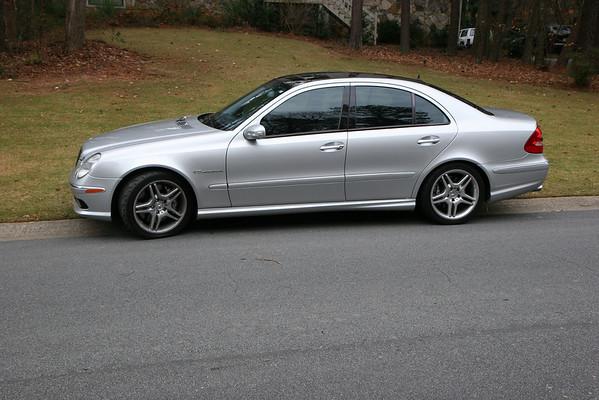 2005 E55