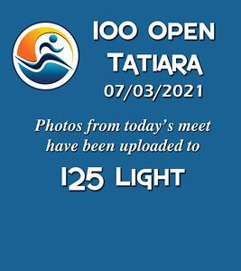 100 Open 07/03/2021 - Tatiara