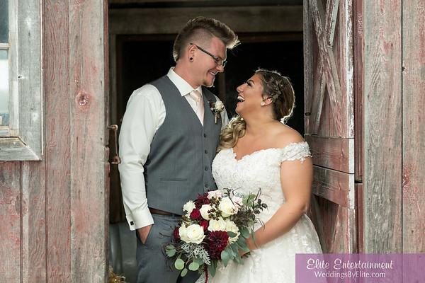 10/26/19 Castor Wedding