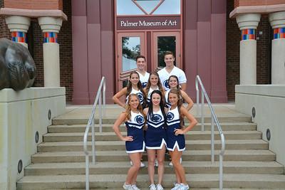 2014 Cheerleader Freshman