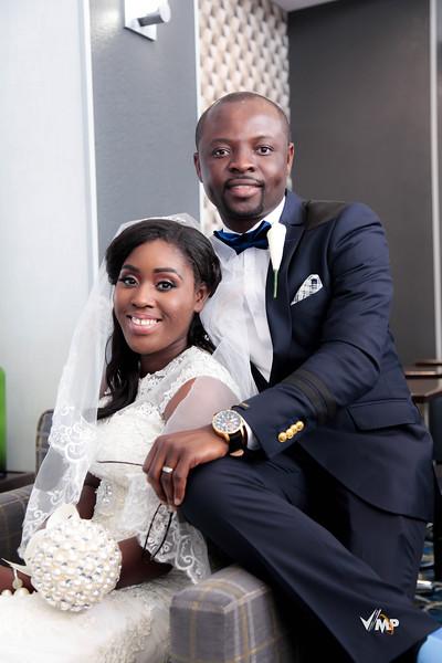 Bimbola and Olayemi Wedding Day