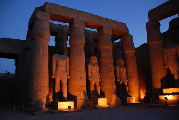Luxor Temple 2008.