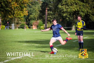 Match 14 - John Fisher School VS RGS High Wycombe