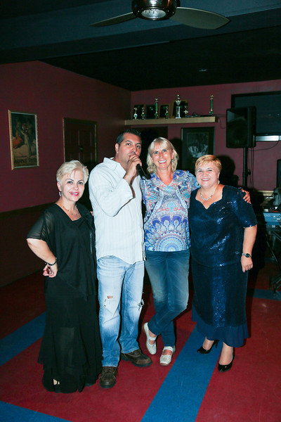 Serbian restaurant, Ridgewood NY - June 28, 2014