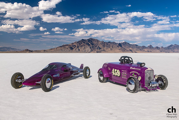 Advanced Plating's Bonneville Cars