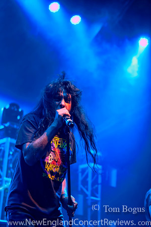 Anthrax at The Oakdale Theatre - Ct