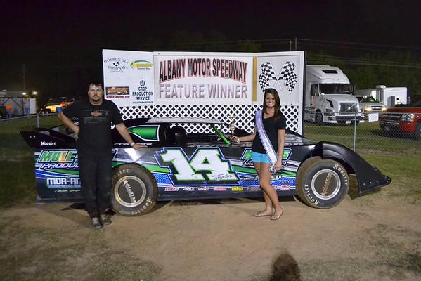 AMS Winners 4-14-12