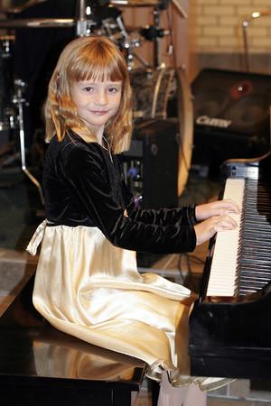 Sydney's Piano Recital (3 Dec 2005)