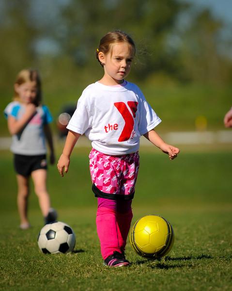 09-22-12 Zoe YMCA Soccer