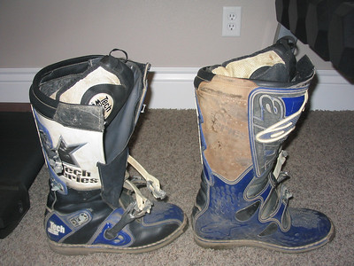 Tech Series 8 Motorcycle Boots Size  Mens 11