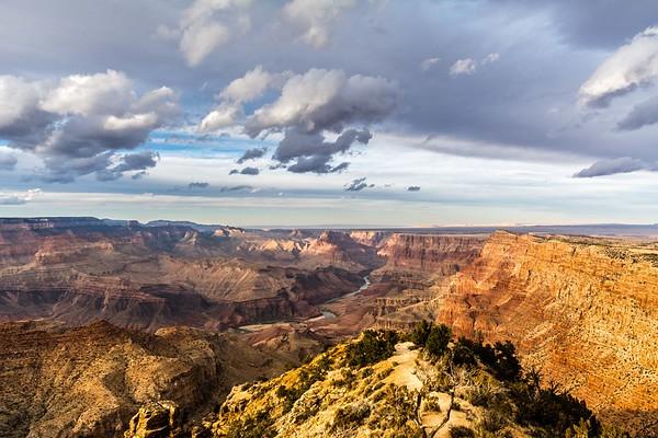 Grand Canyon South Rim - Dec 2017