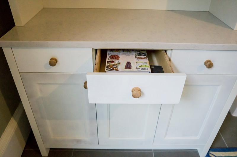 Birch ply drawer box