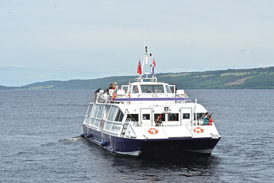 9 - Loch Ness cruise