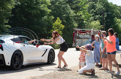 Dean Family Birthday Parade by Sarah A. Miller