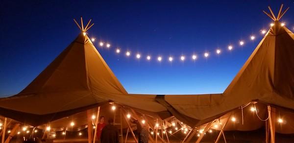 Under The Big Tent, Weddings