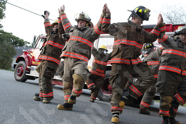 Orland Fire Department Yoga