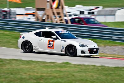 2021 SCCA Pitt Race Aug TT White 386 Twin