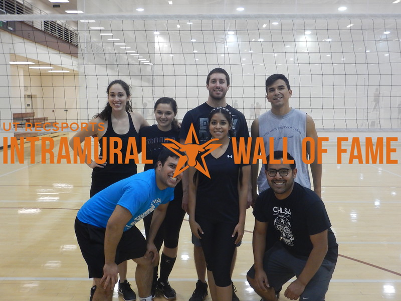 Spring 2016 Volleyball Coed C Runner Up CHLSA Chihuahuas