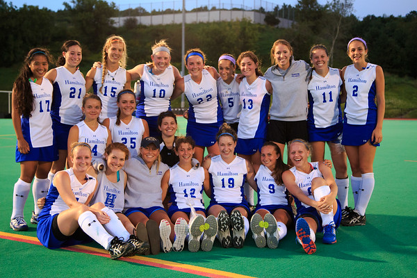 Hamilton Field Hockey 2013