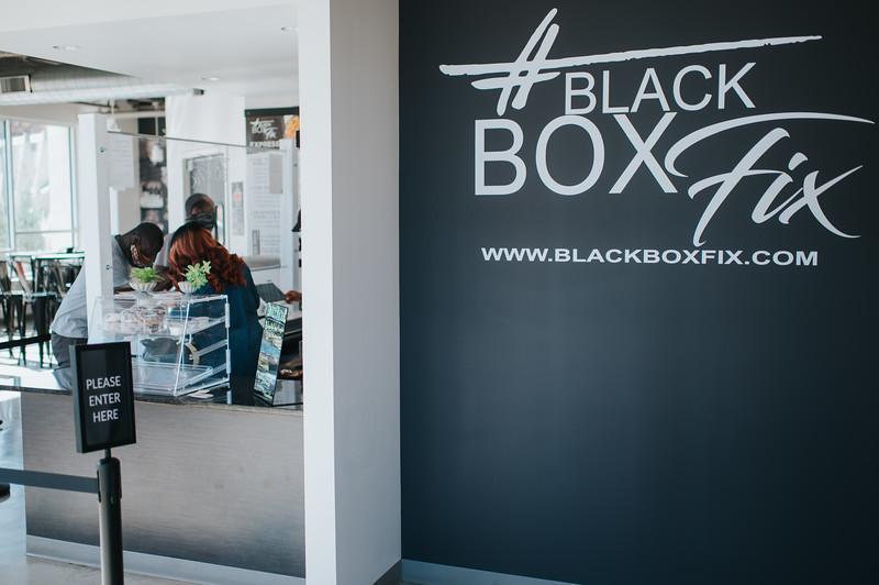 Black Box Fix