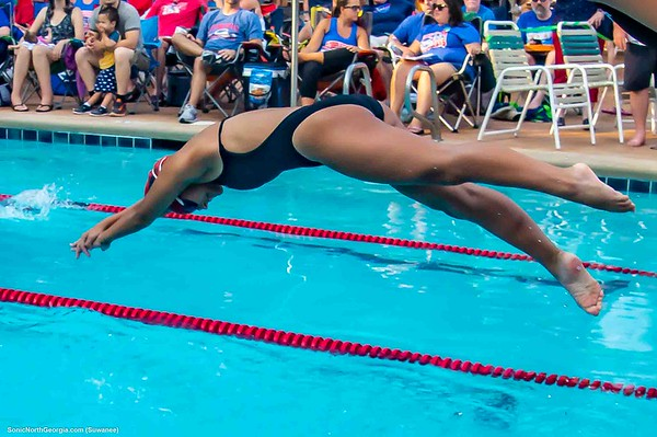 Barracudas Swim Meet July-1- 2019