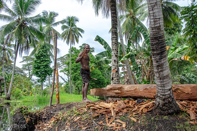 Kanganam Village  ~Yatmul Tribe  ~Middle Sepik