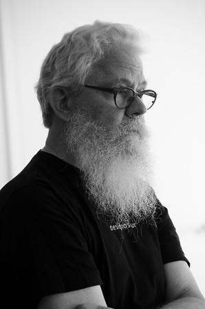 Steve Frykholm at the GRAM