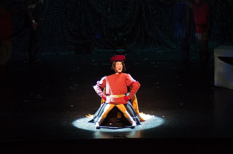 Shrek the Musical (2014)