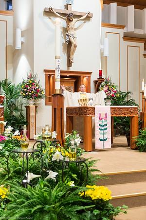 Easter Mass (7am)