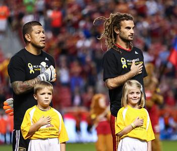 RSL vs LA Galaxy • 09-19-2015