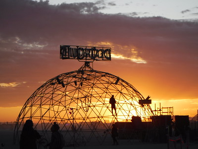 "Burning Man 2019 ""Metamorphoses"""