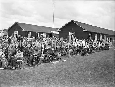 Stoke Mandeville Games 1954