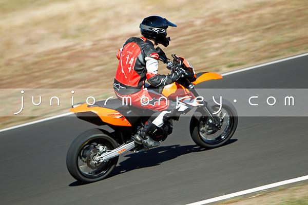 #43 - KTM Motard