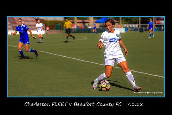 FLEET v Beaufort County FC | 7.1.18