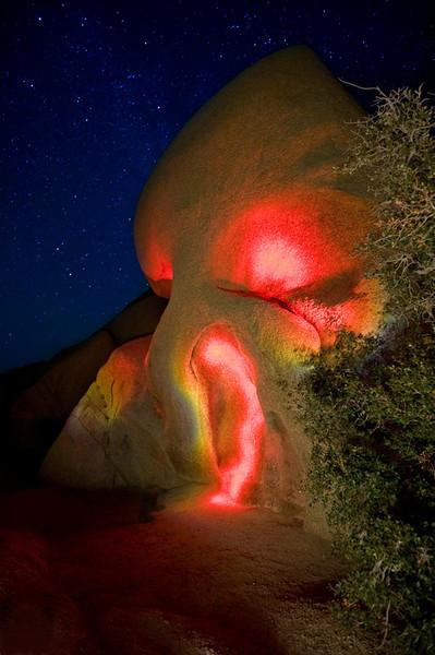 Angry Rock (Skull Rock)
