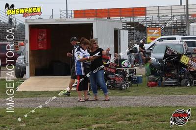 Ohsweken Speedway Karts- July23rd