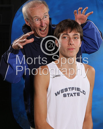 WSU Mens 2010 X-Country Team Portraits 09/09/10