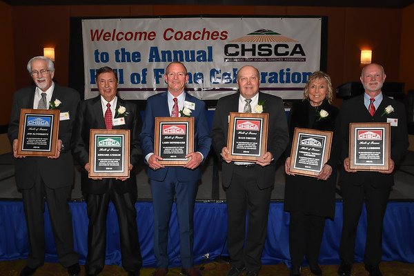 CHSCA - Hall of Fame Banquet - March 30 2019