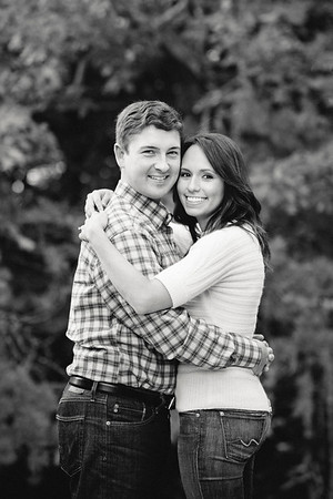 Leslie and Peter Engagement