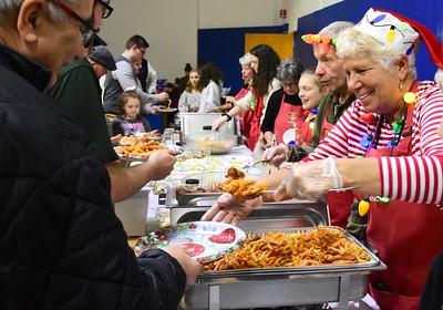 Santa Fund Pasta Dinner - 121318