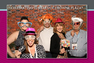IHG 25th Anniversary @ Crowne Plaza Charlotte Executive Park 06.06.2018