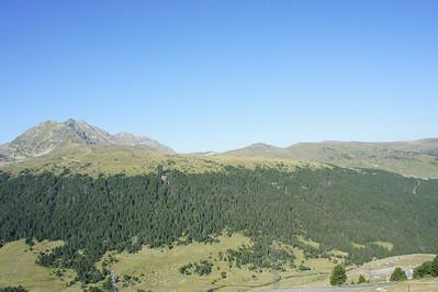 Dag 3 Naar Font-Romeu - 305 km