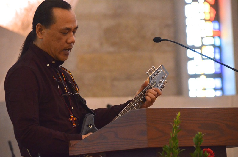 Fr. Hendrik shares a Song of Thanksgiving