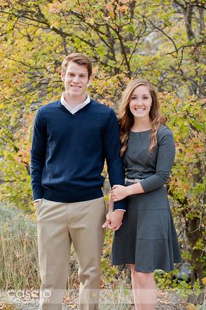 Meg & Kent Engagements