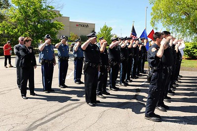 Officer Ronald Tarantino, Jr. Memorial Bridge and Roadway Dedication, 21 MAY 18
