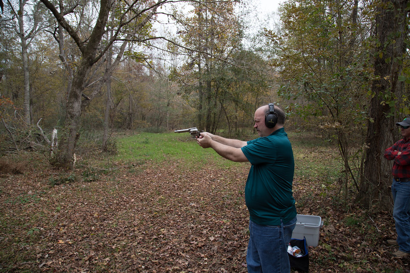 Shooting at Thanksgiving