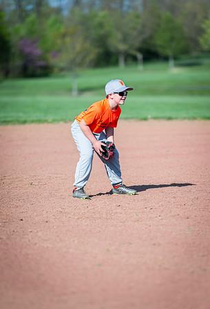 Orange Wave Baseball - Nolan and pal Austin - 19Apr21