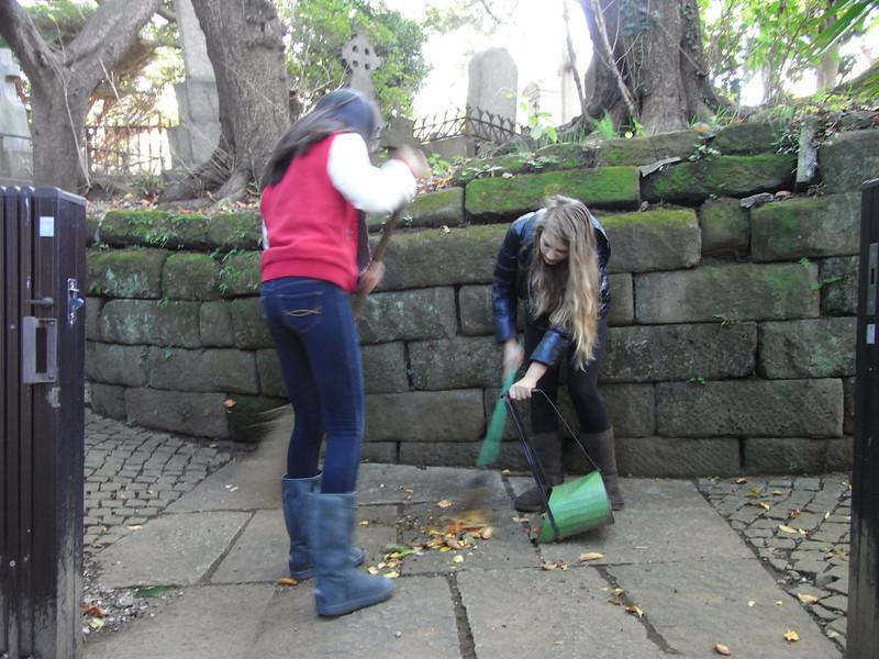 Cemetery Clean-up 11132013_10830300865_l.jpg